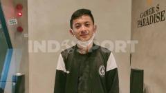 Indosport - Rizky Faidan saat membela PSS Sleman di Indonesian Football e-League (IFeL) 2020.