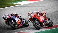 Indosport - Lima seri balapan utama MotoGP 2020 bakal segera digelar di Spanyol, namun angka penularan COVID-19 di negara tersebut masih tinggi.