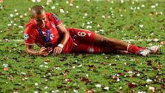 Indosport - Pemain Bayern Munchen, Thiago Alcantara, selangkah lagi akan bergabung dengan Liverpool. Namun, belum deal secara resmi sang pemain sudah buat ulah.