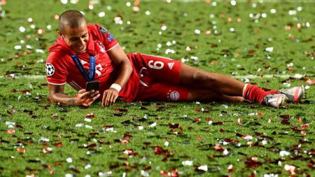 Thiago Alcantara memberikan ucapan perpisahan kepada klubnya itu dengan penuh haru. Dirinya dipastikan secara resmi tinggalkan klub asal Bundesliga Jerman - INDOSPORT