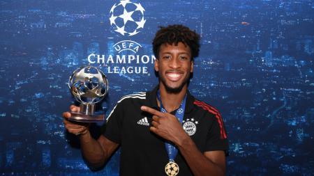 Pahlawan Bayern Munchen di final Liga Champions 2019/20, Kingsley Coman menyebut dirinya takkan kembali ke PSG karena Neymar. Ada apa? - INDOSPORT