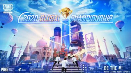 PUBG Mobile Global Championship 2020. - INDOSPORT