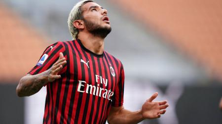 Theo Hernandez, Bocah Ajaib AC Milan Bentuk Nyata Proyeksi Maldini - INDOSPORT