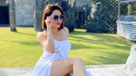 Vicky Zainal, aktris cantik Indonesia. - INDOSPORT