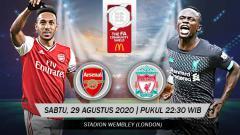 Indosport - Arsenal mendapatkan kabar buruk karena empat pemainnya harus menjalani karantina jelang laga kontra Liverpool di Community Shield.
