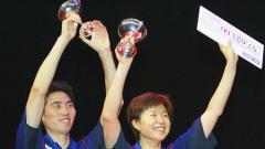 Indosport - Kabar gembira datang dari eks pasangan ganda campuran  Kim Dong-moon/Ra Kyung-min diangkat jadi Profesor di salah satu universitas di Korea Selatan.