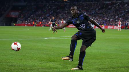 Klub sepak bola Liga Inggris, Chelsea, mengungkapkan alasan mereka mendatangkan pemain Malang Sarr dari OGC Nice pada Kamis (27/08/20). - INDOSPORT