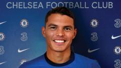 Indosport - Thiago Silva sangat lega bisa meninggalkan Paris Saint-Germain untuk gabung ke Chelsea lantaran tidak ada kewajiban untuk mengejar gelar juara Liga Champions.