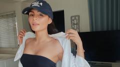 Indosport - Lourdes Viginia 'Lovi' Moren Poe