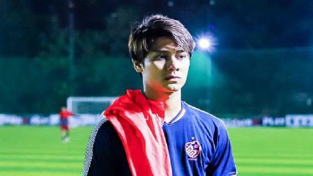 Artis Indonesia yang tengah naik daun, Rizky Billar, mengungkapkan niatnya membeli saham klub Liga 2, PSMS Medan. - INDOSPORT