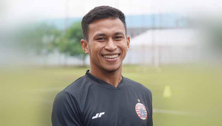Rasa Rindu Osvaldo Haay dengan Sepak Bola Terbayarkan di Timnas Indonesia