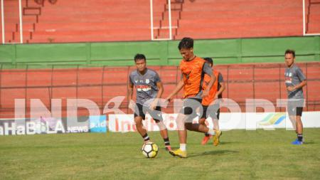 Jelang bergulirnya Home Tournament Liga 2 2020, badai pemain cedera hantui persiapan PSMS Medan - INDOSPORT