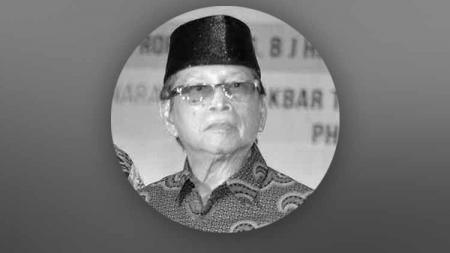 Berita duka cita menyelimuti Indonesia, khususnya dunia olahraga. Eks Menteri Pemuda dan Olahrga, Abdul Gafur dilaporkan meninggal dunia. - INDOSPORT