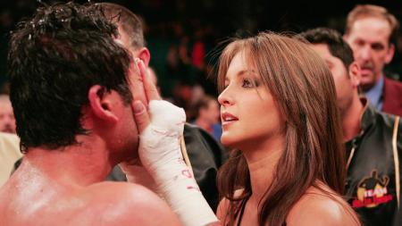 Millie Corretjer, mantan istri Oscar De La Hoya. - INDOSPORT