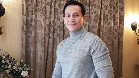 Marcelino Lefrandt, aktor Indonesia yang rajin berolahraga. - INDOSPORT