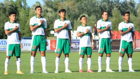 Media Malaysia Kaget Timnas Indonesia U-19 Bungkam Raksasa Kroasia, Dinamo Zagreb. - INDOSPORT