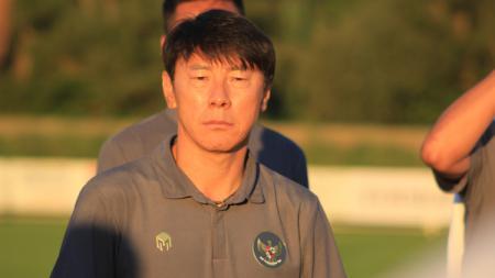 Timnas Indonesia U-19 di bawah asuhan Shin Tae-yong akan melakukan laga uji coba terakhir di pemusatan latihan di Kroasia melawan Dinamo Zagreb. - INDOSPORT