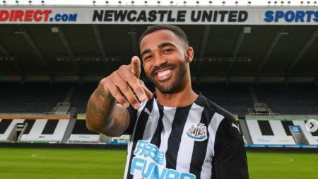 Newcastle United resmi boyong Callum Wilson - INDOSPORT