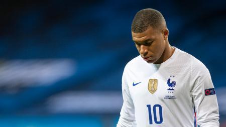 Kabar mengejutkan datang dari Prancis. Megabintang Paris Saint-Germain yang bernama Kylian Mbappe dikabarkan semakin tak betah di Parc des Princes. - INDOSPORT