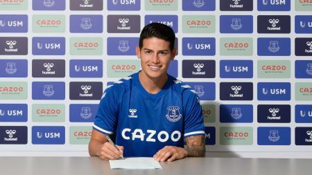 Sosok Ancelotti yang Yakinkan James Robriguez Gabung Everton - INDOSPORT
