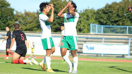 Berikut link live streaming pertandingan International Friendly Tournament 2020 alias uji coba antara Tim Nasional Indonesia U-19 melawan Arab Saudi. - INDOSPORT