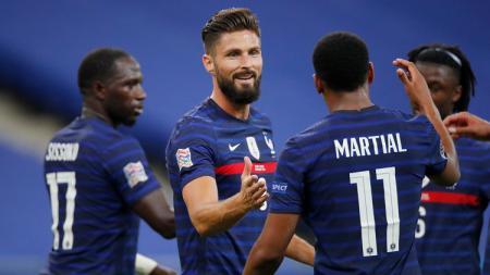 Prediksi Laga Persahabatan antara Prancis vs Ukraina, Uji Strategi untuk Hadapi Lawan Berat di UEFA Nations League. - INDOSPORT