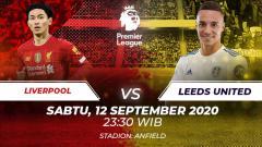 Indosport - Pekan pertama Liga Inggris 2020-2021 akan menampilkan duel juara antara Liverpool vs Leeds United, Sabtu (12/09/20). Berikut prediksi pertandingannya.