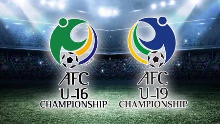 Piala Asia U-16 dan U-19. - INDOSPORT