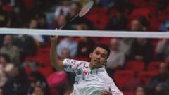 Indosport - Legenda bulutangkis Malaysia, Rashid Sidek.