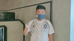 Indosport - Ferry Purnama Gumilang, pemain Arema FC di Indonesian Football e-League (IFeL) 2020