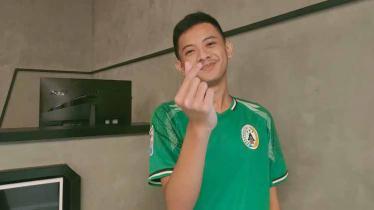 Rizky Faidan, pemain PSS Sleman di Indonesian Football e-League (IFeL) 2020 - INDOSPORT