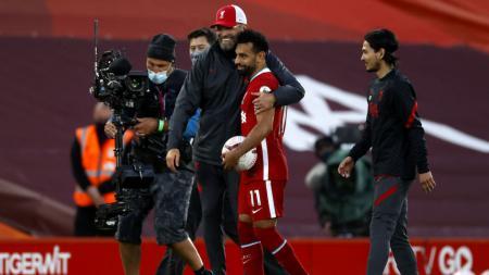 Moh Salah dan Mbappe Jadi Efek Domino Jika Lionel Messi Pergi dari Barcelona - INDOSPORT