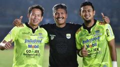 Indosport - Gatot Prasetyo, belum mengetahui durasi tugasnya di tim Liga 1 Persib Bandung sebagai pelatih penjaga gawang.