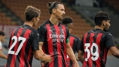 Indosport - Tak cuma Zlatan Ibrahimovic, skuat AC Milan kian sempurna hadapi Manchester United di Liga Europa.