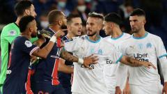 Indosport - Pelatih Olympique de Marseille, Andre Villas-Boas, memberikan tanggapan sinis usai laga timnya melawan Paris Saint-Germain di Ligue 1 yang berakhir ricuh.