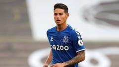 Indosport - James Rodriguez merupakan pemain anyar Everton yang berhasil mereka datangkan dari Real Madrid. Namun, transfer sang pemain dikabarkan didapatkan secara gratis.