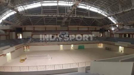 Pemerintah Provinsi Papua terus menggenjot kesiapan mereka sebagai tuan rumah Pekan Olahraga Nasional (PON) XX yang rencananya akan digelar tahun 2021. - INDOSPORT