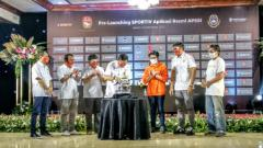 Indosport - APSSI luncurkan aplikasi untuk bantu pelatih sepak bola di Indonesia.