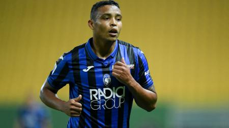 Inter Milan membidik pernyerang andalan Atalanta, Luis Muriel, guna melengkapi lini depan mereka yang sudah berisi Romelu Lukaku dan Lautaro Martinez. - INDOSPORT