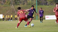 Indosport - Pelatih asal Argentina, Carlos Alberto Gomez, memberikan sanjungannya kepada bintang Timnas U-19, Braif Fatari yang disebut mirip Javier Pastore.
