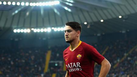 Wonderkid AS Roma, Cengiz Under resmi bergabung ke klub Liga Inggris, Leicester City, di bursa transfer musim panas ini. - INDOSPORT