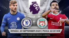 Indosport - Berikut link live streaming pertandingan antara Chelsea vs Liverpool dalam laga lanjutan kompetisi Liga Inggris musim 2020/2021.