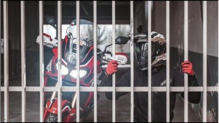 Biker asal Indonesia, Mario Iroth. - INDOSPORT