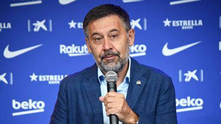 Terlepas dari kekurangannya, Josep Maria Bartomeu memiliki sejumah jasa di klub LaLiga Spanyol Barcelona, terutama sukses mendatangkan pemain berkualitas. - INDOSPORT