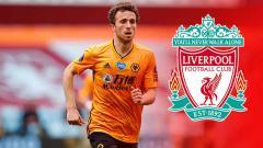 Indosport - Rekap rumor transfer INDOSPORT Sabtu (19/09/20) dari Diogo Jota yang gabung Liverpool hingga Inter Milan pulangkan mantan pemainnya.