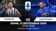 Indosport - Berikut prediksi pertandingan Juventus vs Sampdoria di ajang Serie A Italia pekan ke-1, Senin (21/9/2020) pukul 01.45 WIB di Juventus Stadium.