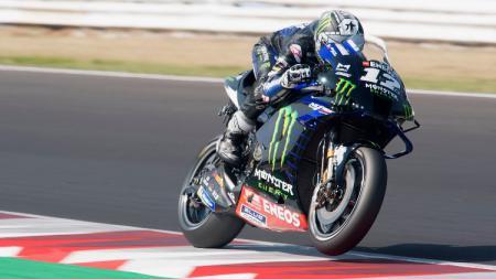 Berikut link live streaming ajang MotoGP Emilia-Romagna yang akan berlangsung di Sirkuit Misano, Italia, Minggu (20/9/20) malam WIB. - INDOSPORT