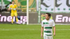 Indosport - Egy Maulana Vikri dalam laga Lechia Gdansk vs Stal Mielec