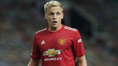 Indosport - Demi bisa bermain untuk Manchester United, Donny van de Beek dilaporkan rela tidak tampil di posisi asli yang biasanya ia perankan.
