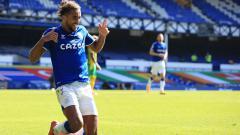 Indosport - Top Skor Liga Inggris Musim 2020/2021: Calvert-Lewin Paling Ganas